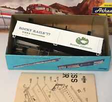 ATHEARN HO Rocky Rails 77 NMRA Convention 50' Refrigerated Car Kit
