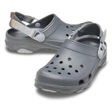 CROCS Classic all Terrain Clog Roomy Fit Unisex Sandal House Shoe 206340 Grey