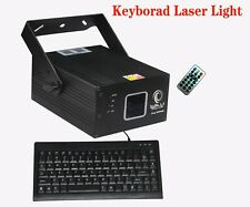 Keyboard Laser Light Multi Colour ** Display Scrolling Text ** party home dj kam