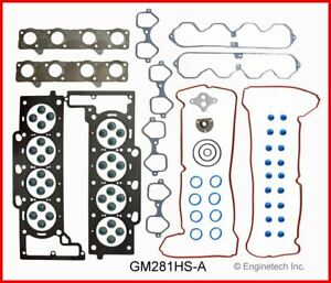 Engine Remain Kit Fits GM Cadillac 4.6L 281 DOHC Northstar