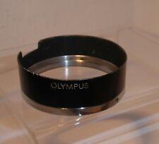 OLYMPUS LENS HOOD for 35ED, 35EC-2, 35ERC, 35RC & Trip 35 , 35mm FILM COMPACTS