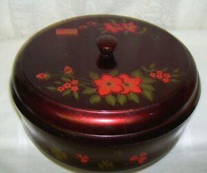 Vintage Oriental Storage or Sewing Box
