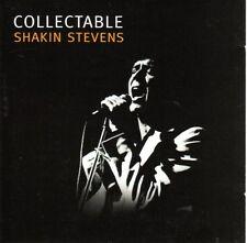 CD + DVD Shakin Stevens - Collectable, 2004, RAR, PAL