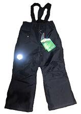 Color Kids Unisex Skihose, schwarz, Gr 104-110 neu