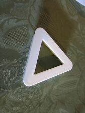 Fisher Price Fun with Food Rolling Dough Cookie Cutter baking teal triangle toy