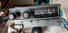 Mopar Dodge Plymouth E-Body AM/FM in excellent condition.