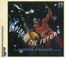 CURTIS QUINTET COUNCE - EXPLORING THE FUTURE  CD NEW+