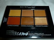 Maybelline Master Camo Color Correcting Kit Concealer and Highlighter Palette