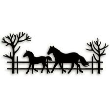 Metal Cutting Dies Country Life Horse Embossing Die Cut Stencil Template Making