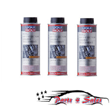 Oil Additive - Liqui Moly MoS2 Anti Friction Engine Treatment 2009 NEW SET OF 3