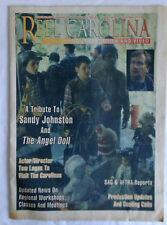 December 2000/January 2001 Reel Carolina magazine ~ Sandy Johnston & Angel Doll
