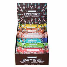 Rawmygod Végétalien Snack Energieriegel 15er Paquet D'Économies - Just Nuts Et
