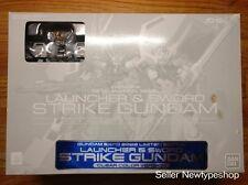 BANDAI CHOGOKIN METAL MATERIAL MODEL Launcher & Sword Strike Gundam Gundam Expo