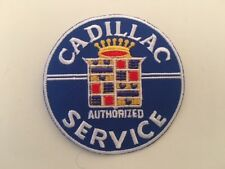 A351 PATCH ECUSSON CADILLAC SERVICE 7,5 CM