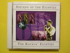 Time Life Sounds Of The Eighties Rockin Eighties David Bowie ZZ Top MINT CD