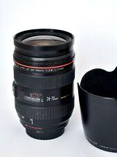 Obiettivo Canon EF 24-70mm f/2.8 L USM per Canon EOS (Garanzia 6 mesi)