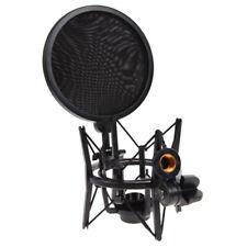 Microphone Suspension Boom Scissor Arm Stand Shock Mount for Studio Bro WOK HYY