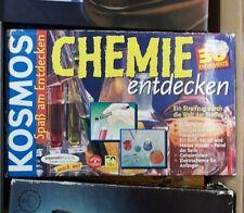 KOSMOS * Chemie entdecken* 30 Experimente * unbenutzt
