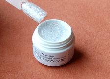 UV LED Farbgel Crazy Caro 5 ml  Premiumgel  Diamant schimmernd Gel