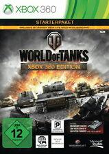 World of Tanks: Xbox 360 Edition - Starterpaket (Microsoft Xbox 360, 2014, DVD-Box)