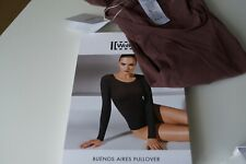 WOLFORD BUENOS AIRES PULLOVER, TOP, SIZE SMALL 10 / 12 , IN MADEIRA, New in box
