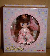 Takara Petite Blythe Tatianna Black Mini Doll NRFB