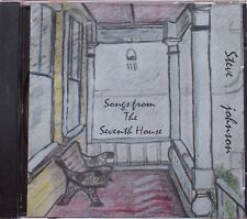 Songs From the Seventh House ~ Steve Johnson ~ Jazz ~ Rock ~ Pop ~ CD ~ Used VG