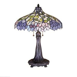 Meyda Tiffany 30452 Table Lamp, Stained