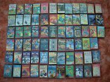 69 x Kinder Hörspielcassetten