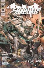 BATMAN IL CAVALIERE OSCURO NEW 52 VOLUME 50 EDIZIONE LION