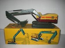 Bucyrus Erie 40 H Excavateurs vert cuillère à chenilles #139.1 NZG 1:50 neuf dans sa boîte