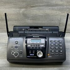Panasonic KX-FG6550 Plain Paper Fax and Copier 2 line Tested & Working