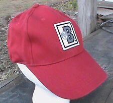 Bacardi Rum Red Adjustable Velcro Baseball Hat Cap