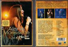 "ALANIS MORISSETTE ""Live At Montreux 2012"" (DVD) 2013 NEUF"