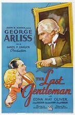 The Last Gentleman - 1934 - George Arliss Edna May Oliver Pre-Code Comedy DVD