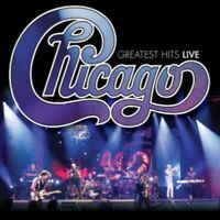 Chicago - Greatest Hits Live Nuevo CD