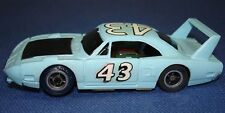 TYCOPRO REAL RACING SLOT CARS RICHARD PETTY #43 SUPERBIRD 8833 - NO TRICK TRUCK