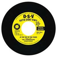 "THE FORMATIONS At The Top Of The Stairs NORTHERN SOUL 45 7"" VINYL (OUTTA SIGHT)"