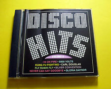 "CD ""discoteca HITS VOL. 2"" con Carl Douglas/Gloria Gaynor/5000 Volts ""UVA"