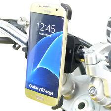 Dedicado Motocicleta Manillar Bicicleta Montaje Para Samsung Galaxy S7 Edge