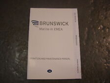 Mercury/Mariner outboard operation & maintenance manual