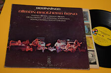 THE ALLMAN BROTHERS BAND 2LP BEGINNINGS 1°ST ORIG USA 1973 EX GATEFOLD COVER
