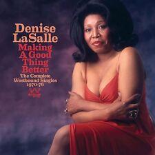 DENISE LASALLE - COMPLETE WESTBOUND SINGLES 1970/76 - CDSEW 152