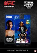 BEN HENDERSON (WEC W/BELT) UFC ROUND 5 SERIES 9 LIMITED EDITION FIGURE