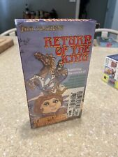 Return of the King 1992 VHS Lord of the Rings Animated SEALED Grade It RARE