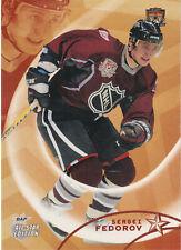 Sergei Fedorov - 2002-03 BAP All-Star Edition - # 20
