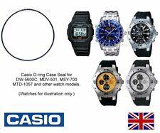 Genuine Casio O-ring caso Sello Junta DW-5000 DW-5400C DW-5600C MDV-501 MTD-1057
