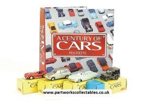 Hachette A Century Of Cars