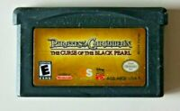 Pirates of the Caribbean: The Curse of the Black Pearl (Nintendo Game Boy Advanc