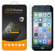 2X Supershieldz Tempered Glass Screen Protector Saver Shield For iPhone 4 4S